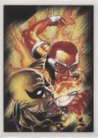 Iron Fist vs. Powerman