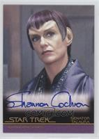 Shannon Cochran as Senator Tal'Aura