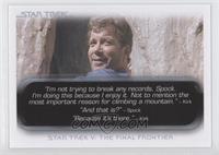 Star Trek V: The Final Frontier - [Missing]