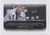 Star Trek V: The Final Frontier -