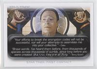 Star Trek: First Contact - [Missing]