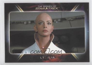 "2010 Rittenhouse The ""Quotable"" Star Trek Movies - [Base] #82 - Lt. Ilia"