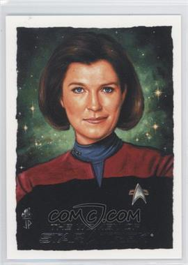 2010 Rittenhouse The Women of Star Trek - Artifex #CAJA - Captain Janeway