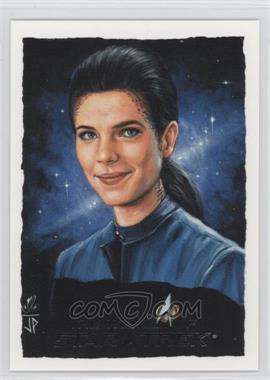 2010 Rittenhouse The Women of Star Trek - Artifex #JADA - Jadzia Dax