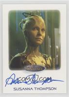 Susanna Thompson as The Borg Queen