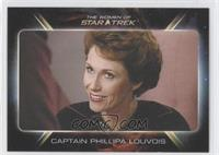 Captain Phillipa Louvois