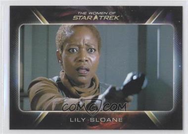 2010 Rittenhouse The Women of Star Trek - [Base] #89 - Lily Sloane