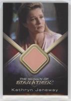 Kate Mulgrew as Kathryn Janeway