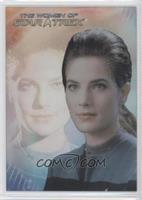 Terry Farrell as Jadzia Dax