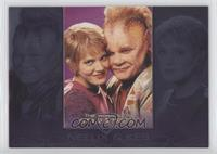 Ethan Phillips as Neelix, Jennifer Lien as Kes