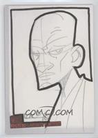 Lance Sawyer (Mace Windu) #/1
