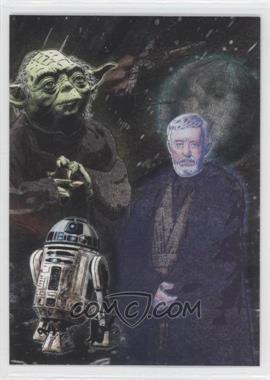 2010 Topps Star Wars Galaxy Series 5 - Etched Foil #3 - [Missing]