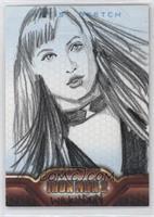 Sarah Wilkinson (Black Widow) #/1