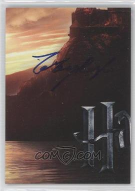 2011 Artbox Harry Potter and the Deathly Hallows Part 2 - Puzzle Autographs #PA4 - Toby Regbo as Young Dumbledore