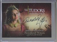 Annabelle Wallis, Jane Seymour