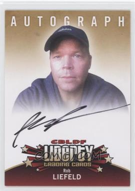 2011 Cryptozoic CBLDF Liberty - Autographs #ROLI - Rob Liefeld