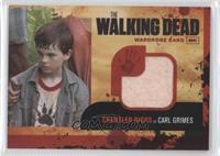 Chandler Riggs as Carl Grimes