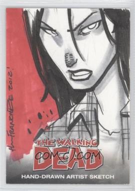 2011 Cryptozoic The Walking Dead Season 1 - Sketch Cards #1 - [Missing] /1