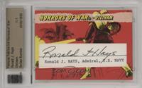 Vietnam - Ronald J. Hays [CutSignature] #/1
