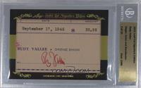 Rudy Vallee [Uncirculated] #3/15