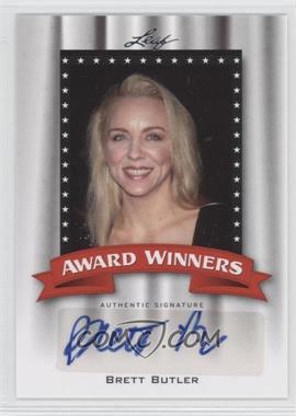 2011 Leaf Pop Century - Award Winners #AW-BB2 - Brett Butler