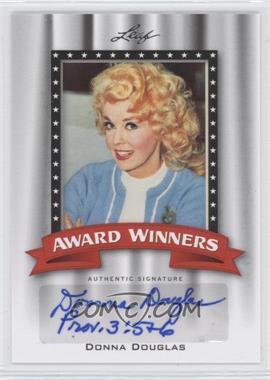 2011 Leaf Pop Century - Award Winners #AW-DD2 - Donna Douglas