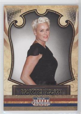 2011 Panini Americana - [Base] - Retail Proofs Gold #70 - Brigitte Nielsen /50