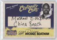 Michael Boatman (Spin City) /19