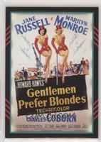 Jane Russell, Marilyn Monroe #/499