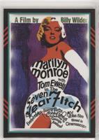 Marilyn Monroe, Carolyn Jones #/499