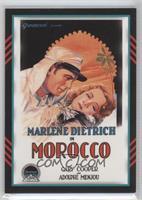 Gary Cooper, Marlene Dietrich /499