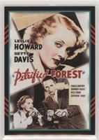 Humphrey Bogart, Leslie Howard, Bette Davis #/20