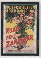 Bing Crosby, Dorothy Lamour, Bob Hope #/499