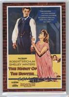 Robert Mitchum, Shelly Winters, Lillian Gish /500