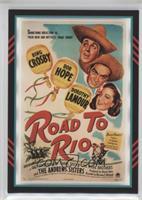 Bing Crosby, Bob Hope, Dorothy Lamour #113/499