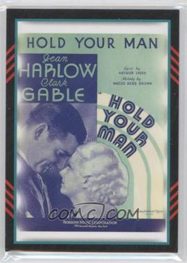 2011 Panini Americana - Movie Posters Materials #4 - Jean Harlow /499