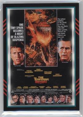 2011 Panini Americana - Movie Posters Materials #6 - Steve McQueen /499