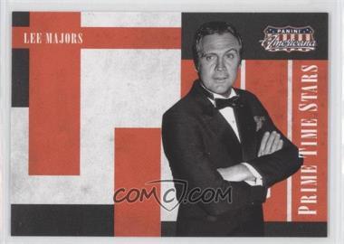 2011 Panini Americana - Prime Time Stars #17 - Lee Majors