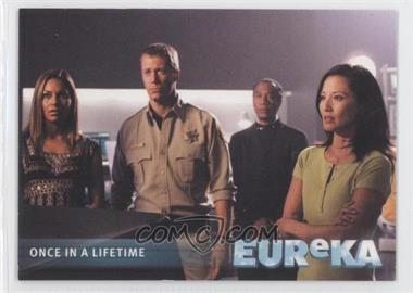 2011 Rittenhouse Eureka Seasons 1 & 2 Premium Packs - [Base] #C12 - [Missing] /250