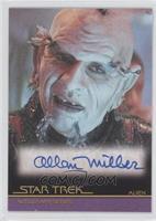 Allan Miller as Alien