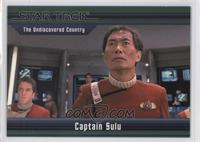 The Undiscovered Country - Captain Sulu #/550