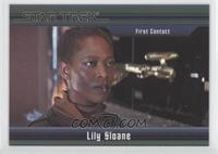 First Contact - Lily Sloane #/550