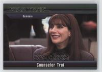 Nemesis - Counselor Troi #/550
