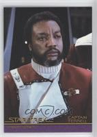 Paul Winfield as Captain Terrell #/475