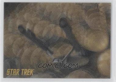 2011 Rittenhouse Star Trek: The Remastered Original Series - Star Trek Ships in Motion Lenticular #RL4 - [Missing]