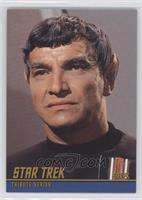 Mark Lenard as Sarek