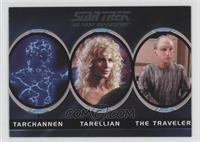 Tarchannen, Tarellian, The Traveler, Ullian, Valtese, Ventaxian