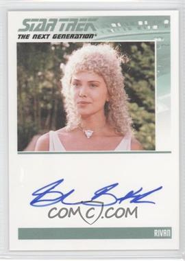2011 Rittenhouse The Complete Star Trek: The Next Generation Series 1 - Autographs #BRBA - Brenda Bakke