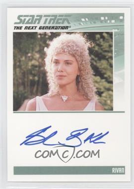 2011 Rittenhouse The Complete Star Trek: The Next Generation Series 1 - Autographs #BRBA - Brenda Bakke