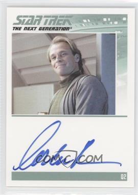 2011 Rittenhouse The Complete Star Trek: The Next Generation Series 1 - Autographs #COBE - Corbin Bernsen